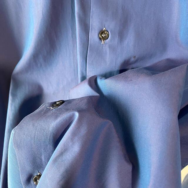 Emporio Armani(エンポリオアルマーニ)のアルマーニ vintage オーバーサイズシャツ メンズのトップス(シャツ)の商品写真