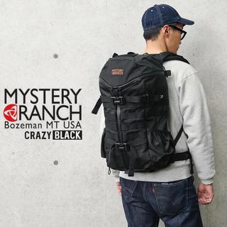 ミステリーランチ(MYSTERY RANCH)のMYSTERY RANCH 2DAY ASSAULT CRAZY BLACK(バッグパック/リュック)