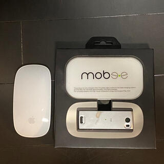 Apple - Magic Mouse   mobee Magic Charger