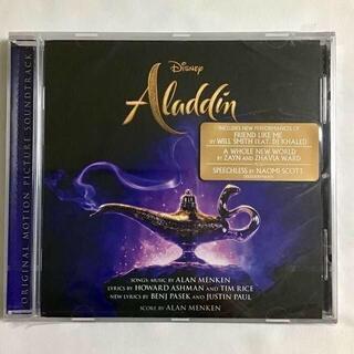「アラジン」オリジナル・サウンドトラック 英語版(映画音楽)