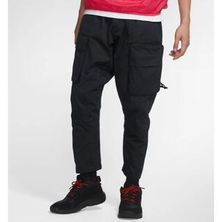 NIKE - NIKE ACG WOVEN CARGO PANTS ブラック Sサイズ 新品