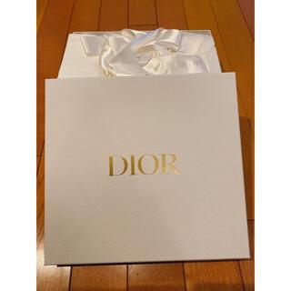 クリスチャンディオール(Christian Dior)のディオール 空箱(ショップ袋)