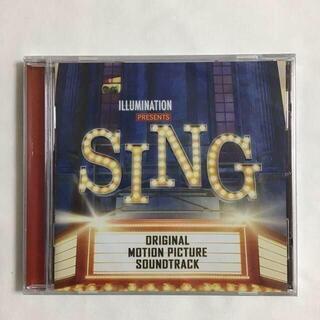 新品 SING シング サウンドトラック(映画音楽)