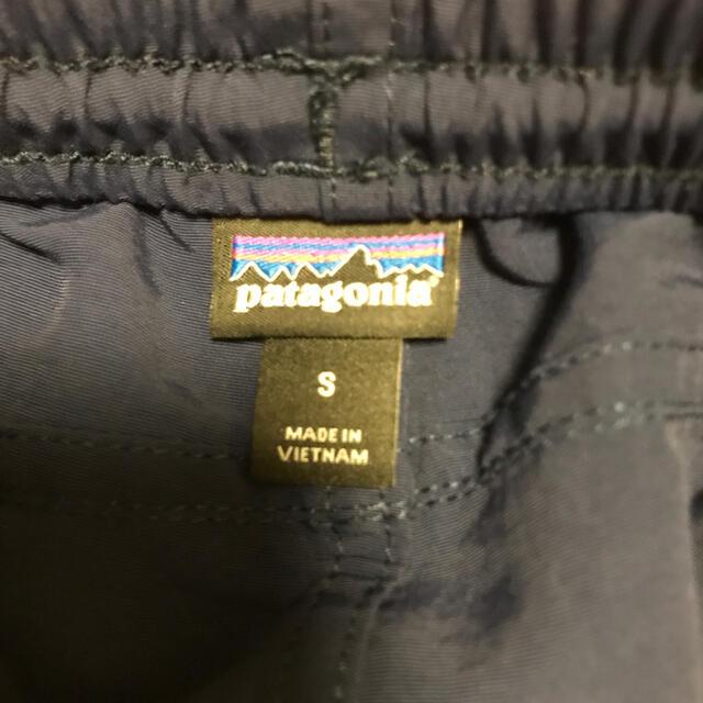 patagonia(パタゴニア)のパタゴニア  バギーズパンツ S ネイビー ロング 廃盤 バギーズ  メンズのパンツ(その他)の商品写真