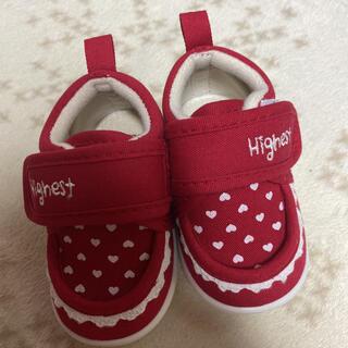 ニシマツヤ(西松屋)のベビー 靴(スニーカー)