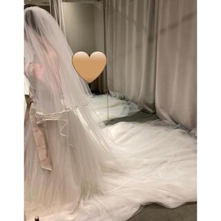 ヴェラウォン(Vera Wang)のverawang ロングベール(ヘッドドレス/ドレス)