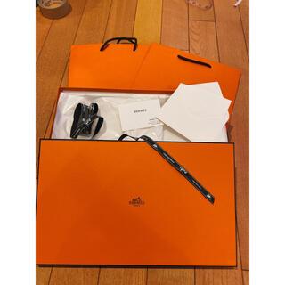 エルメス(Hermes)のエルメス ギフト ショップ袋 空箱(ショップ袋)