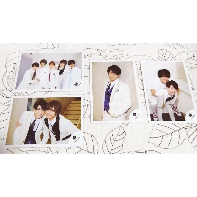 King & Prince 公式写真 4枚セット 岸優太 エンタメ/ホビーのタレントグッズ(アイドルグッズ)の商品写真