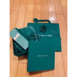 ドゥラメール(DE LA MER)のドゥラーメル ショップ袋 空箱 ギフト(ショップ袋)