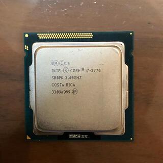 Intel Core i7 3770 3.40Ghz SR0PK