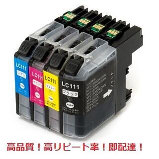 【4個】 ブラザー インク LC111