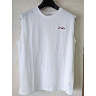 イング(INGNI)のINGNI バックロゴ フレンチスリーブ Tシャツ(Tシャツ(半袖/袖なし))