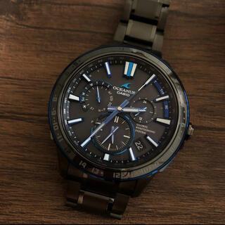 CASIO - OCEANUS  OCW-1200 腕時計