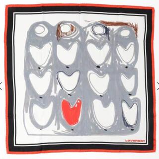 ヴィヴィアンウエストウッド(Vivienne Westwood)のcharles  jeffrey loverboy スカーフ(バンダナ/スカーフ)