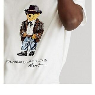 POLO RALPH LAUREN - Web限定復刻カウボーイ!POLOラルフローレン ポロベア新品Tシャツ!L