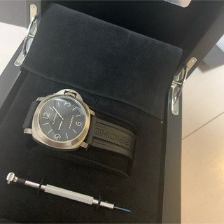 オフィチーネパネライ(OFFICINE PANERAI)の週末限定値下げ✨美品✨パネライ 腕時計 です(腕時計(アナログ))