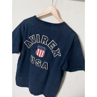 AVIREX - アヴィレックス AVIREX Tシャツ ビックシルエット USA XL !