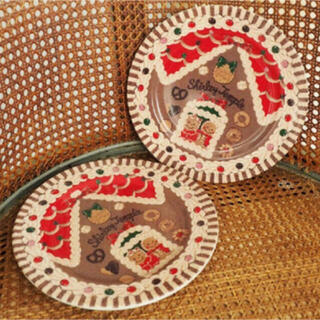 Shirley Temple - 新品Shirley temple ノベルティ お皿二枚セット