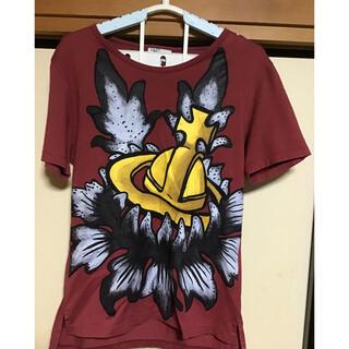 Vivienne Westwood - 【ビックオーブ!】ヴィヴィアンウエストウッド Tシャツ サイズ46