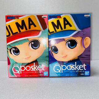 ドラゴンボール Qposket キューポスケット ブルマ II フィギュア