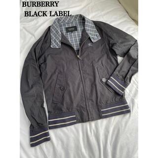 バーバリーブラックレーベル(BURBERRY BLACK LABEL)のBURBERRY ブルゾン ジャケット チェック メンズ ジャンパー(ブルゾン)