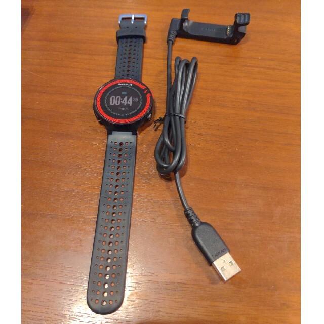 GARMIN(ガーミン)のGARMIN ForeAthlete 220J メンズの時計(腕時計(デジタル))の商品写真