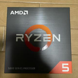 AMD Ryzen 5 5600X BOX 美品