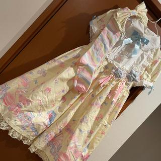Angelic Pretty - dreamy  baby  room