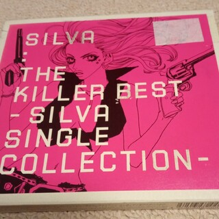 THE KILLER BEST-SILVA SINGLE COLLECTION-(ポップス/ロック(邦楽))