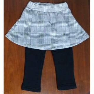 ニシマツヤ(西松屋)の西松屋 スカートタイツ一体型 80cm(スカート)