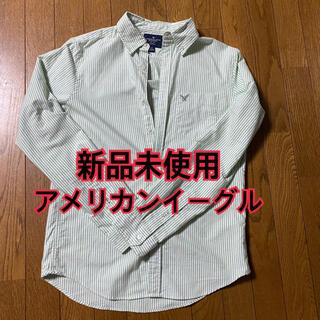 新品未使用 アメリカンイーグル シャツ ブラウス