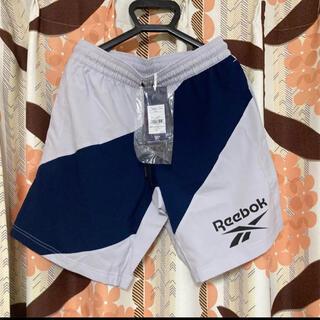 Reebok - メンズ  ハーフパンツ ショートパンツ リーボック グレー M 半ズボン 夏