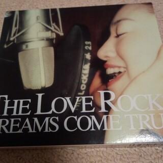 THE LOVE ROCKS/DREAMS COME TRUE(ポップス/ロック(邦楽))