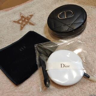Dior - Dior クッションファンデ用ケース&パフ等