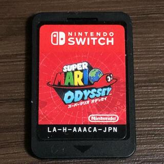 マリオオデッセイ Switch ソフト
