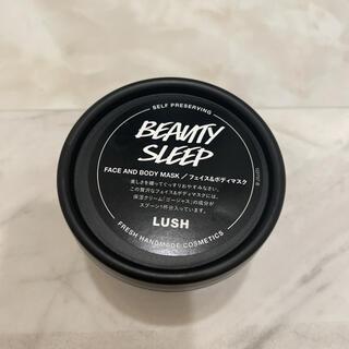 LUSH - LUSH  ビューティースリープ フェイス&ボディマスク