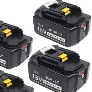 BL1860B マキタ18vバッテリー 互換品