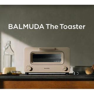 BALMUDA - 【新品送料込 保証書付き】バルミューダ BALMUDAトースター ベージュ