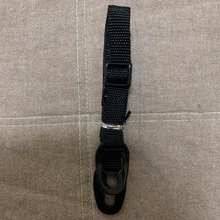 新品未使用 スケーター 水筒 紐 ショルダーストラップ 黒色(水筒)
