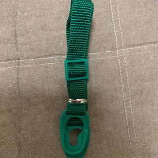 新品未使用 スケーター 水筒 ショルダーストラップ 紐 緑色(水筒)