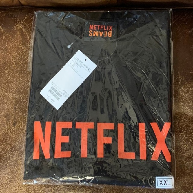 BEAMS(ビームス)のNETFLIX BEAMS XXL staff T-shirt DIRECTOR メンズのトップス(Tシャツ/カットソー(半袖/袖なし))の商品写真