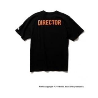 BEAMS - NETFLIX BEAMS XXL staff T-shirt DIRECTOR