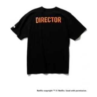 BEAMS - NETFLIX BEAMS staff T-shirt XL DIRECTOR