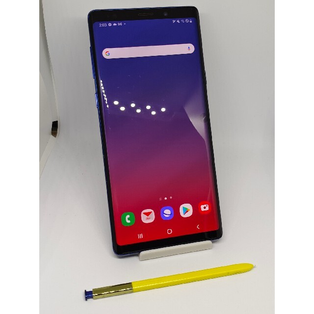 Galaxy Note9 スマホ/家電/カメラのスマートフォン/携帯電話(スマートフォン本体)の商品写真