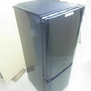 T49829  三菱 ノンフロン冷凍冷蔵庫 MR-P15D-B形 146L