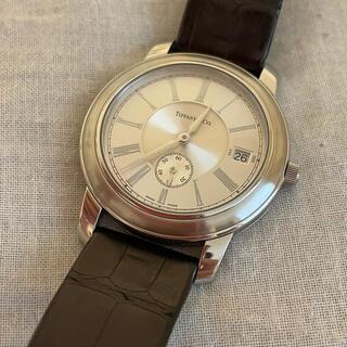 Tiffany & Co. - TIFFANY&Co. ティファニー マークラウンド 腕時計