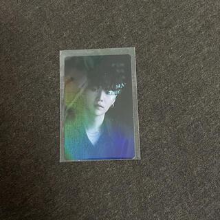 防弾少年団(BTS) - BTS CONCEPT PHOTOBOOK ホログラム トレカ ユンギ