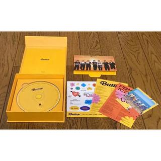 防弾少年団(BTS) - 新品未使用 BTS Butter CD フォトブック 限定ポスター付 送料込