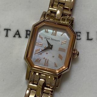 STAR JEWELRY - スタージュエリー ECO 腕時計