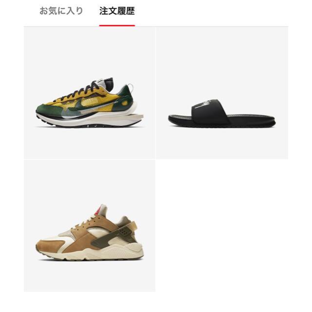 STUSSY(ステューシー)のNIKE STUSSY ベナッシ 29cm メンズの靴/シューズ(サンダル)の商品写真